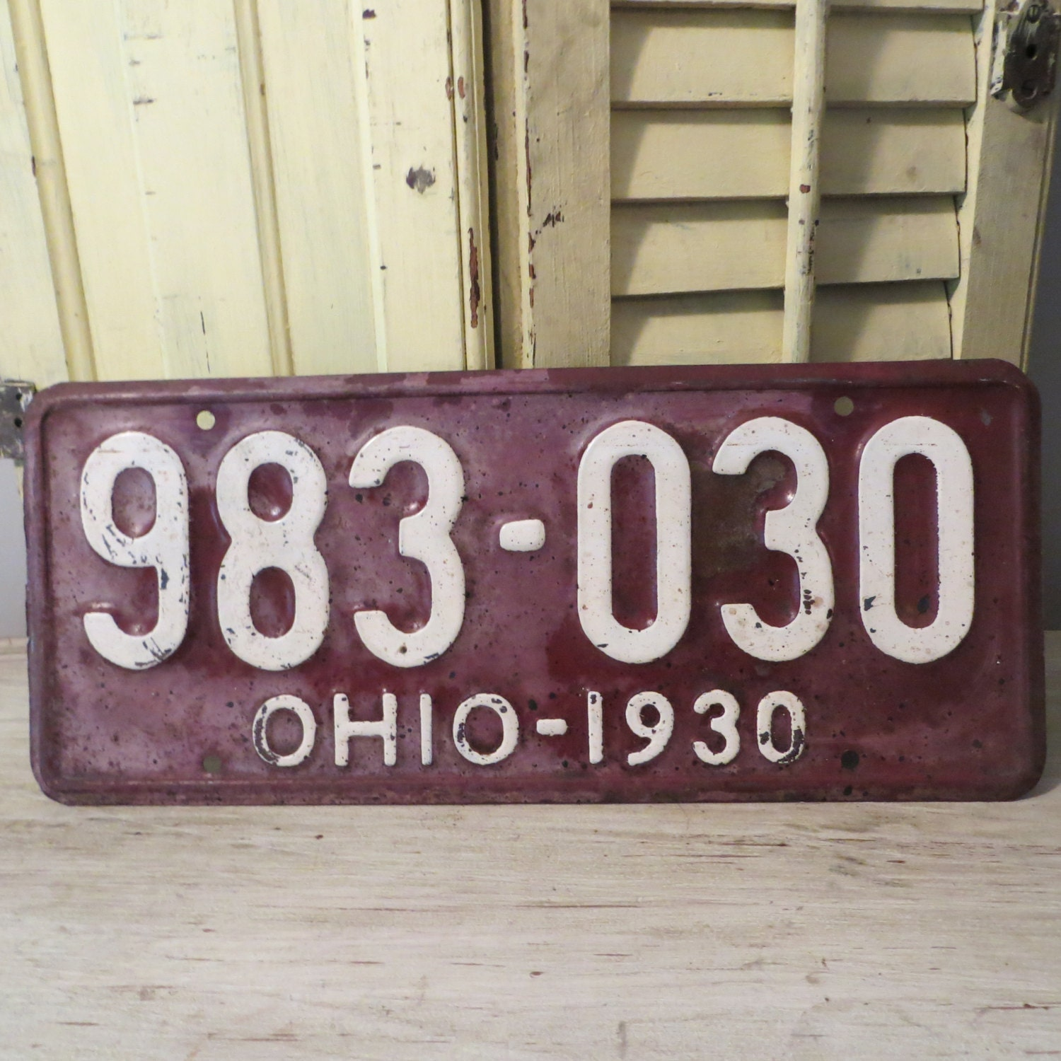 Ohio License Plates for Sale - The Tag Dr. Store