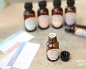 Essential Oil Combo Pack - 6 OILS per pack