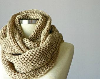 SALE, Knit scarf, infinity scarf, Cowl, cowl scarf, man scarf, women unisex, circle scarf, chunky scarf, knit scarf