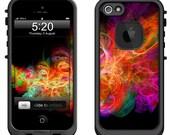 Lifeproof iPhone 6 Fre, LifeProof iPhone 5 5S 5C Fre Nuud, Lifeproof iPhone 4 4S Fre Case Decal Skin Cover - Cornucopia