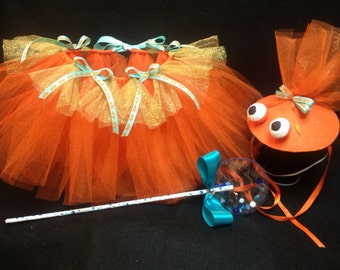 Goldfish Costume Set
