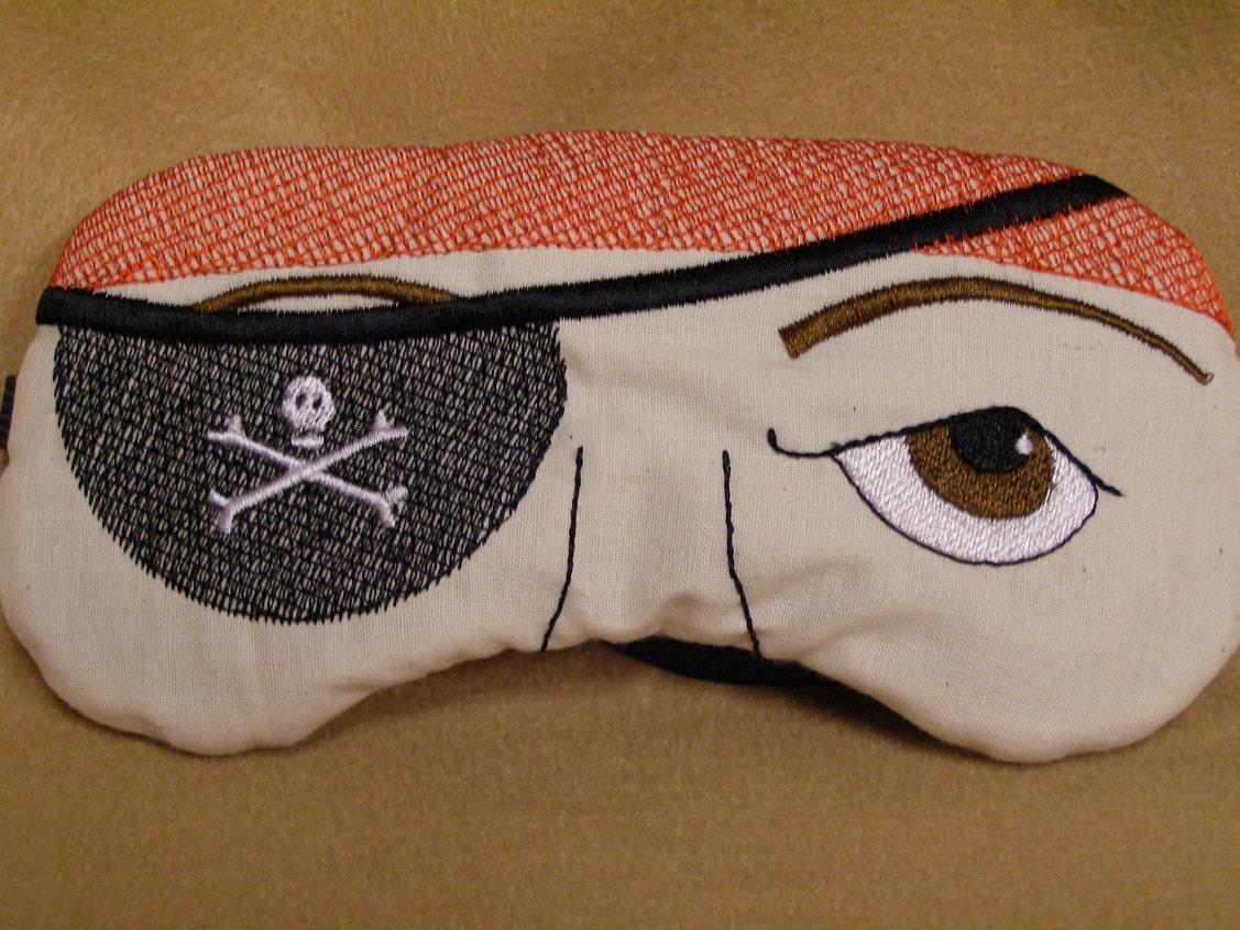 Embroidered Eye Mask Sleep Mask Sleeping Kid Mask Adult