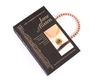 Custom Book Purse Handbag- Jane Austen