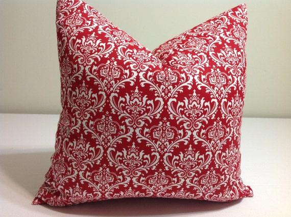 Red Pillow Covers Pillows Throw Pillows Decorative Throw