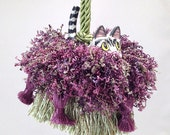 Omar Kitty Cat Tassel
