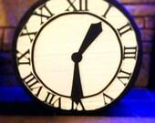Back to the Future Clock Pinata