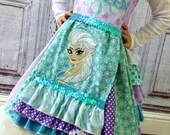 Frozen Elsa Custom Dress