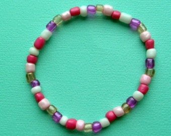 "6 1/2"" Seeded Bracelet"