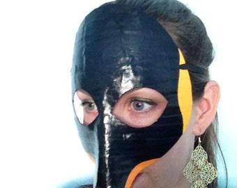 Penguin mask, penguin costume
