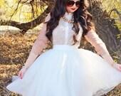 Bethany - Custom Handmade Ladies Tulle Skirt