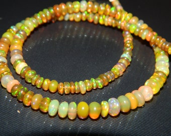AAA. Quality Natural  Ethiopian Welo Opal Beads - opal beads-4-6mm Approx  Wholesale Price