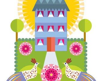 Home Sweet Home  print 2