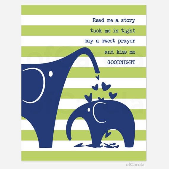 Prayer Rug User Say: Items Similar To Elephant Nursery Say A Sweet Prayer Baby