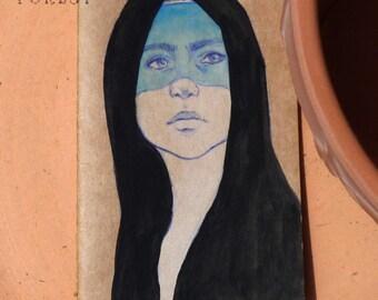 Custom Moleskine Journal/Sketchbook