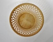 Bolta Bakelite Fretwork Bowl or Basket