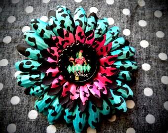 Zombie Diner hair flower
