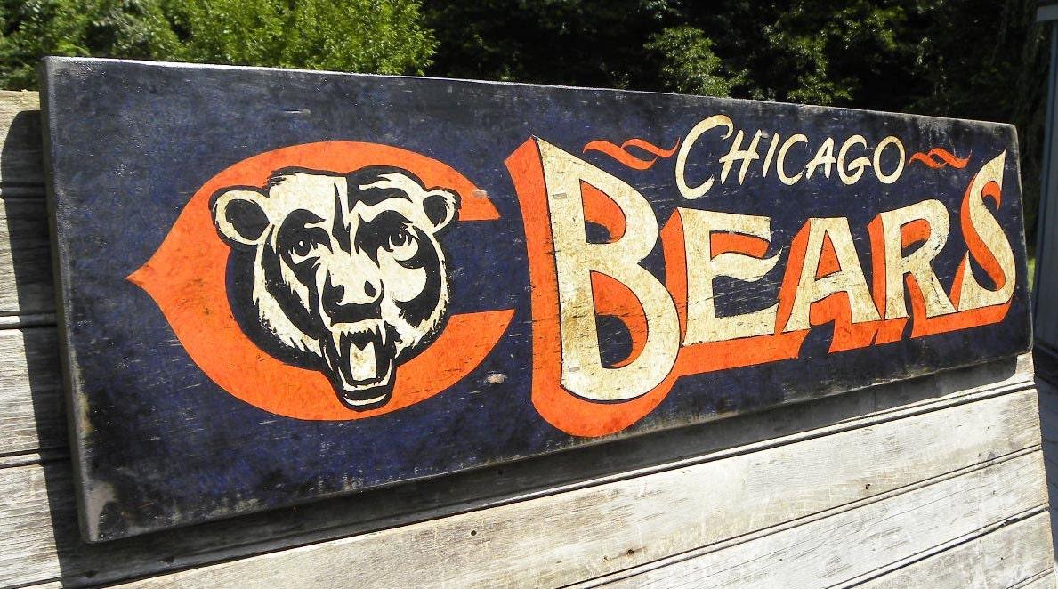 Chicago bears bathroom accessories -  Zoom