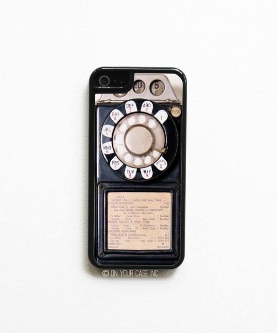 Iphone 5c Case Vintage Payphone Case For Iphone 5c Phone