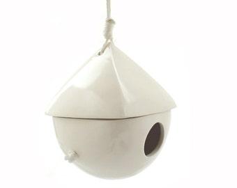 Porcelain Bird House