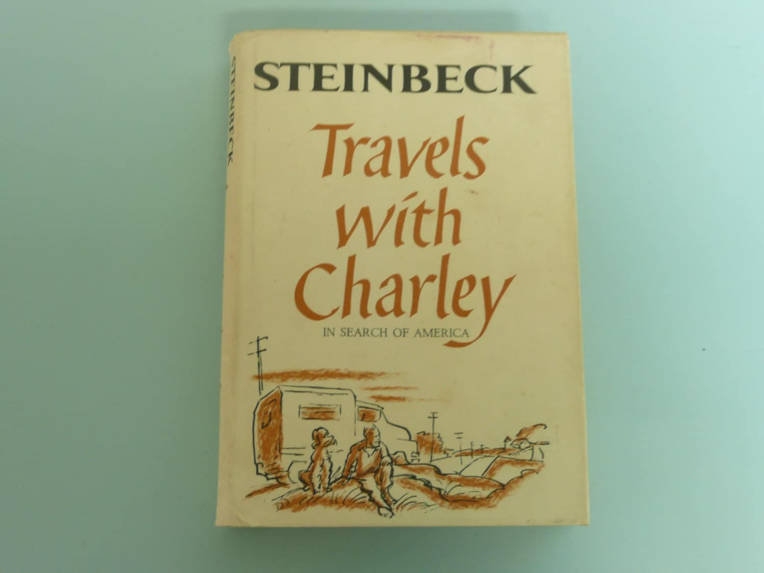travels with charley steinbeck essay An analysis of travels with charley, an essay by john steinbeck pages 1 words 382 view full essay more essays like this:  john steinbeck, travels with charley.