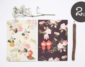 Postcards - Postcard Pack - The Garden Folk