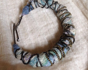 Simple Wrapped bracelet