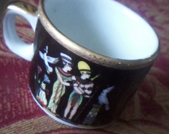 Egyptian Esresso Cup by Sheeni