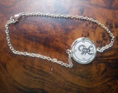 Fifth Pentacle of Mars Bracelet. Talisman