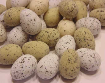 14 piece bird egg mix, 16 mm (A3)