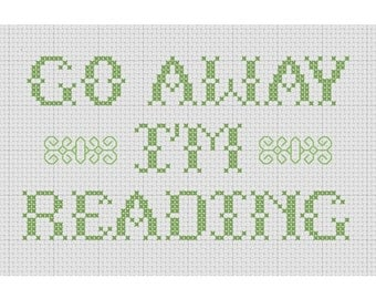 PDF Pattern Cross Stitch Funny Sampler