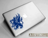 Dragon Age Large Grey Warden Gryphon Decal