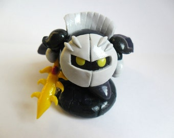 Meta Knight Figurine (from Kirby)
