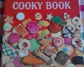 Vintage Betty Crocker Cooky Book, First Edition, Fourth printing  ECS
