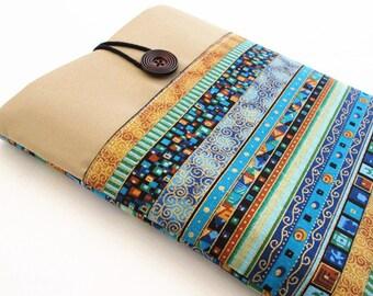 iPad Case, iPad Cover, iPad Sleeve, iPad Air Cover, iPad Air Case, Tribal print.