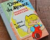 "Dennis the Menace, Paperback Book, ""Household Hurricane,"" 1957"