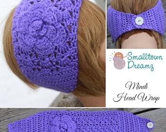 Mindi Head Wrap Pattern