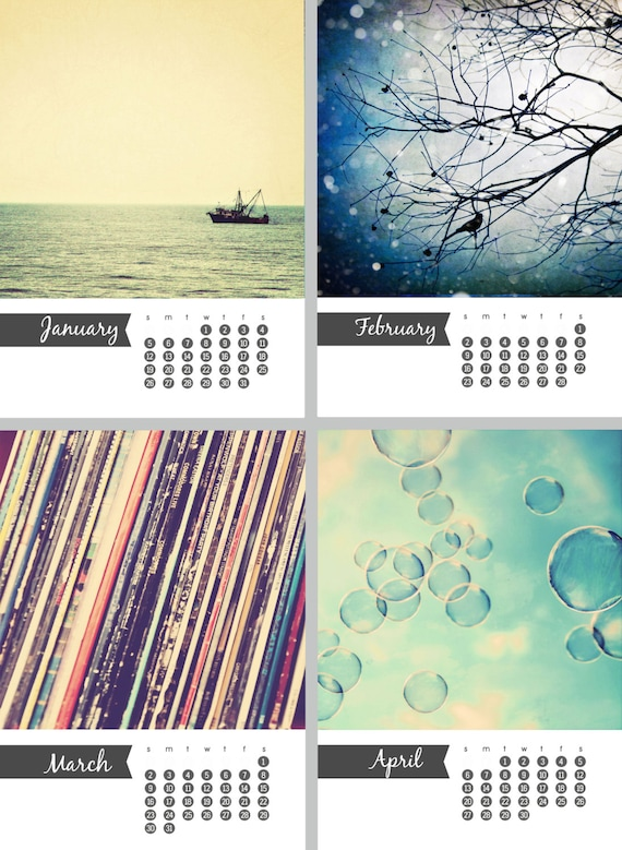 Items similar to the best sellers calendar 2014 calendar for Best selling home decor etsy