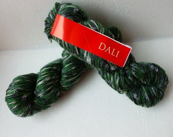 Yarn Sale  - Evergreen Dali by Feza