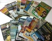 15 Mystery magazines