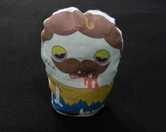 Papa Father Zombie Bean Bag Toy Doll