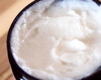 Vanilla Coconut Vegan Natural Deodorant, Unisex, Aluminum Free, Deodorant Cream, 2 Ounce