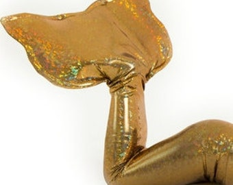 Gold Mermaid Tail for Girls