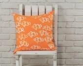 Batik Clown Fish Pillow Cover 18x18 MADE TO ORDER