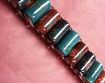 Porcelain Bead Abacus Golf Stroke Counter, Knitting Row Counter, Lap Counter, Ranger Beads