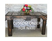 wood pallet coffee and end tables rustic handmade recycled country furniture