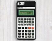 Retro Calculator IPHONE CASE | iPhone 6/6S | iPhone 6/6S PLUS | iPhone 5/5S | iPhone 5C | iPhone 4/4S | 90's ,Vintage, Gadget, throwback