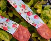Camera Strap - China Rose for DSLR and Mirrorless