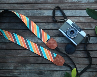 Personalize Camera Strap - Saturday for DSLR and Mirrorless