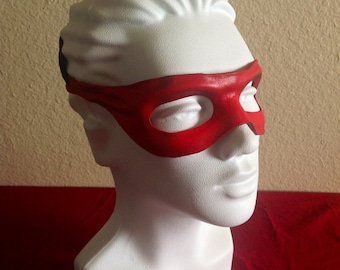 Handmade Leather Ninja Turtle Mask