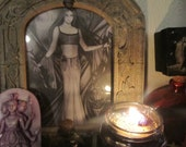 Hecate Devotion/Dedication Candle